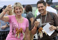 'Liquid art' flows at REO Town beer fest