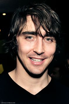 Lee Pace at Showtime's Pre Golden Globe Party, 2004.