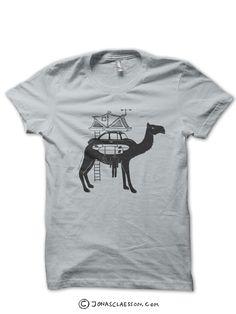 Camel Mobile Kid's T-Shirt