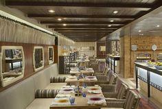 Ottimo Cucina Italiana   ITC Grand Chola Hotel