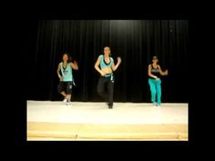 Moves Like Jagger Zumba Fitness-view on comp.