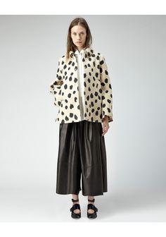 Acne Studios / Edith Lynx Coat | La Garçonne