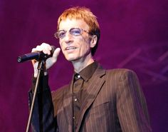 British pop singer and co-founding member of the Bee Gees, Robin Gibb, passed away on May 20, 2012 after a long battle with cancer and intestinal surgery. He was 62.
