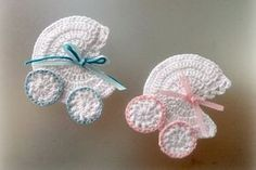 Make this adorable crocheted baby stroller applique We love allthat are dedicated to little babies. Today we are going to talk about crocheting a baby stroller applique, just like the one that is presented on the photos. The video tutorial … Read more... →
