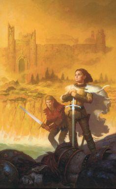 192 Best Dragonlance Cover Art Images In 2017 Fantasy border=