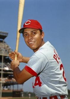 Third baseman Tony Perez of the Cincinnati Reds poses for a portrait Perez played for the Reds in 196476 and returned in 198486 Cardinals Players, Cardinals Baseball, St Louis Cardinals, St Louis Baseball, Cincinnati Reds Baseball, Pittsburgh Steelers, Dallas Cowboys, Mlb Players, Baseball Players
