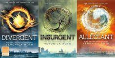 divergent trilogy book review