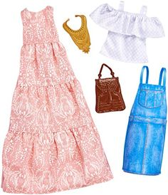 22b475bc2ad4b Barbie Fashions Festival 2-Pack Barbie https   www.amazon.com