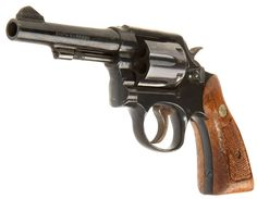 Firearm of the Week, the Smith and Wesson Model 10 .38 Special