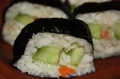 Low Carb Sushi, Paleo Plan, Ethnic Recipes, Food, Vegan Breakfast, Vegan Chocolate, Vegan Cake, Paleo Breakfast, Essen