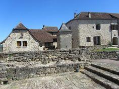 Petite escapade à Capdenac entre Aveyron et Quercy