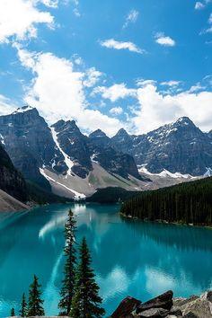 Mountain Lake blue!