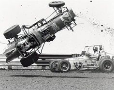 Dirt track action