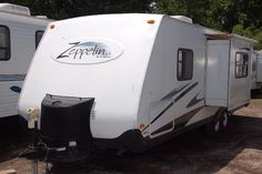 2005 Zeppelin 291 Travel Trialer   Kitsmiller RV