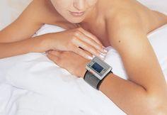 Silent Vibrating Alarm Watch @ Sharper Image