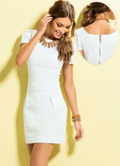 Vestido branco - http://www.cashola.com.br/blog/moda/roupas-brancas-incriveis-para-o-reveillon-383