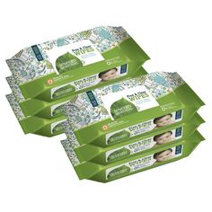 Seventh Generation Thick & Strong Free and Clear Baby Wipes - BestProducts.com