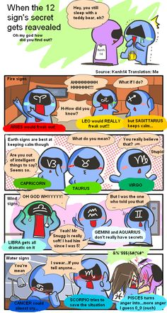 derpastrology:  THIS ONE WAS EDITED IN A HURRY Oh and to all you people who think I make these comics… I only edit them and translate them from Vietnamese!  I'm reblogging my own post nobody can stop me (plus when I posted this I had like 100 followers so most of you guys haven't seen this)