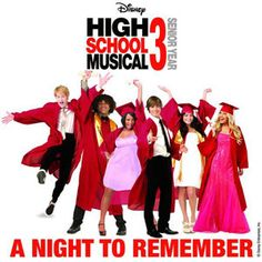 A Night to Remember (High School Musical song) - Wikipedia, the free encyclopedia High School Musical Reunion, High School Musical Quotes, Senior Year Of High School, High School Years, My High School, High School Seniors, Senior Year Quotes, Monique Coleman, Jumping Pictures