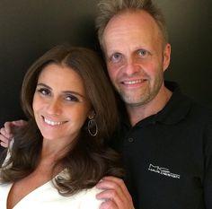 Colorista Juha Antero e a espetacular Giovana Antonelli , agora no MG Hair Design Mg Hair Design, Hair Designs, New Hair, Facial Aesthetics, Up Dos, Hair Models