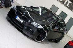 Manhart Racing BMW M5 F10