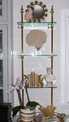 95 Images Passionnantes De Etagere Bistro Open Shelves Glass Shelves