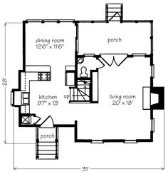 Looking For The Best House Plans Check Out Ozarks Plan From Southern Living