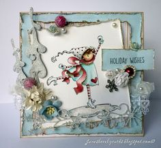 Magnolia-licious DT - Anything Goes | Jane's Lovely Cards | Bloglovin'