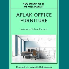 For modern Workspace Solutions for your offices in Saudi, contact us at Aflak. #workspacesolutions #modernoffice #officefurniture #workspacedesign #commercialfurniture #madeinksa Workspace Design, Commercial Furniture, Office Furniture, Offices, Modern, Trendy Tree, Workplace Design, Desk, The Office
