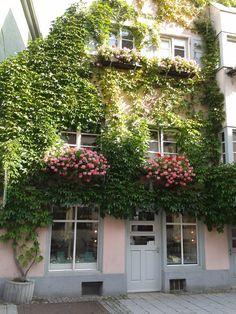 Herrenkellergasse, Ulm, Germany