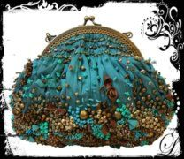 Love the handbags by Mary Frances
