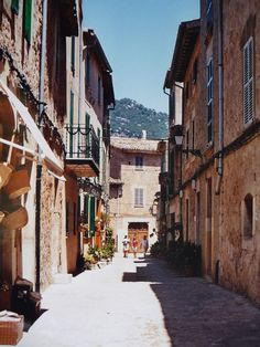 Alcudia Old Town