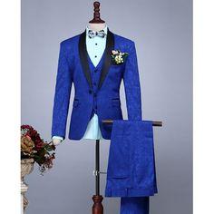 Haute Qualité Uni Bleu Royal Homme adultes garçons dickie Nœud papillon réglable Wedding