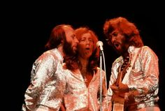 The Bee Gees!