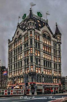 Het Witte Huis/Rotterdam. #Rotterdam #Netherlands