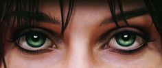 Eyes, personal project by Andrei Serghiuta - 3D render using Maya and mental ray.
