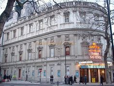 Playhouse Theatre, London  http://www.ourlondontaxi-london.blogspot.com/2012/01/west-end-theatre.html
