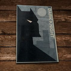 Hey, I found this really awesome Etsy listing at https://www.etsy.com/listing/259057551/batman-dark-knight-metal-poster-retro