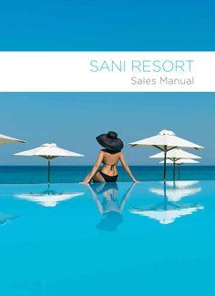 ISSUU - Sani Resort sales manual 2015 by Sani Resort
