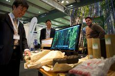 EUBCE 2014 #Biomass #Exhibition