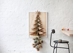 CHRISTMAS, DIY Adventskalender von wlkmndys.com, Photo: Anne Deppe, Menu Afterroom Chair von Minimum