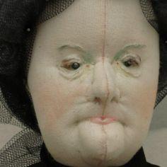 Textile Sculpture, Soft Sculpture, Textile Art, Puppet Tutorial, Doll Tutorial, Doll Patterns Free, Puppet Making, Thread Art, Making Faces