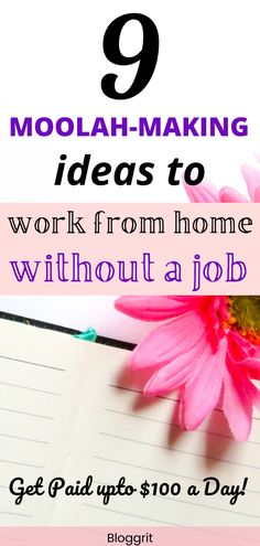Work From Home Ideas to make money without a job. Creative Work from Home Ideas. Online Jobs Work from Home Ideas. Work from Home Ideas for Women. Work from Home Ideas UK. How to Work from Home Ideas. Extra Money Work from Home Ideas. Work from Home Ideas in India. Mom Work from Home Ideas. Entrepreneur Work from Home Ideas. Small Work from Home Ideas. Easy Work from Home Ideas. #workfromhomeideas #workfromhome #makemoneyonline #makemoneywithoutajob Online Jobs For Moms, Legit Online Jobs, Typing Jobs From Home, Work From Home Jobs, Make Easy Money, Make Money Blogging, Extra Money Jobs, Jobs For Housewives, Medical Coding Jobs