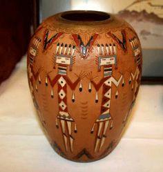 Pueblo Indian Pottery