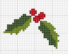 counted cross stitch how to Christmas Cross Stitch Alphabet, Cross Stitch Christmas Ornaments, Xmas Cross Stitch, Simple Cross Stitch, Christmas Embroidery, Easy Cross Stitch Patterns, Cross Stitch Borders, Cross Stitch Designs, Cross Stitching