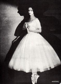 Olga Spessivtseva 1924