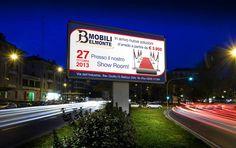 Campagna pubblicitaria affissione manifesti 6x3 mt realizzata dallo Studio Grafico Think talk di Giovanni Di Pierno per il mobilificio Belmonte Mobili con sede a Bellizzi (Salerno).  Per maggiori info: www.belmontemobili.it