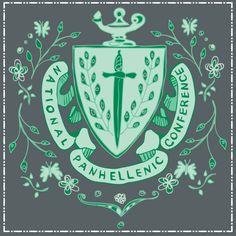 Panhellenic - Go Greek! Delta Phi Epsilon, Sigma Tau, Kappa Alpha Theta, Alpha Chi, Delta Zeta, Phi Mu, Panhellenic Council, Sorority Letters