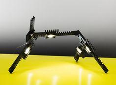 Manifold lamp by Ingo Maurer | retaildesignblog