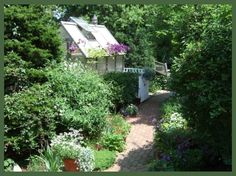 A Nantucket Garden